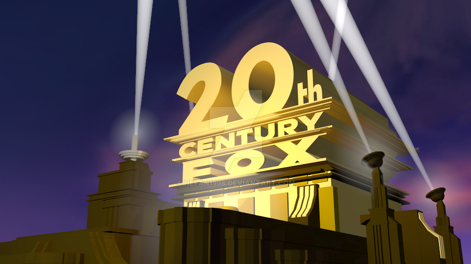 Blender 20 Century Fox Template For Crafts