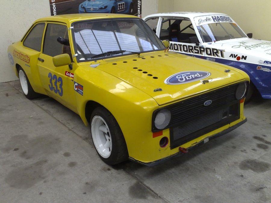 RaceCarAds - Race Cars For Sale » RETRO RALLYCROSS ESCORT ...