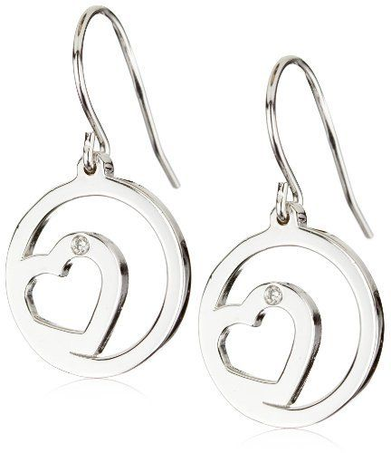 Love Peace and Hope Silver Heart Earrings with Diamonds Love Peace and Hope. $69.99. Handcrafted 925 Silver. Sophisticated and affordable for any occasion. Part of the exclusive Love Peace and Hope Jewelry Collection. Made in china. Save 29%!