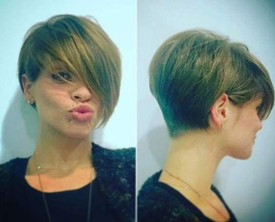 Risultati Immagini Per Alessandra Amoroso Con I Capelli Corti Hair