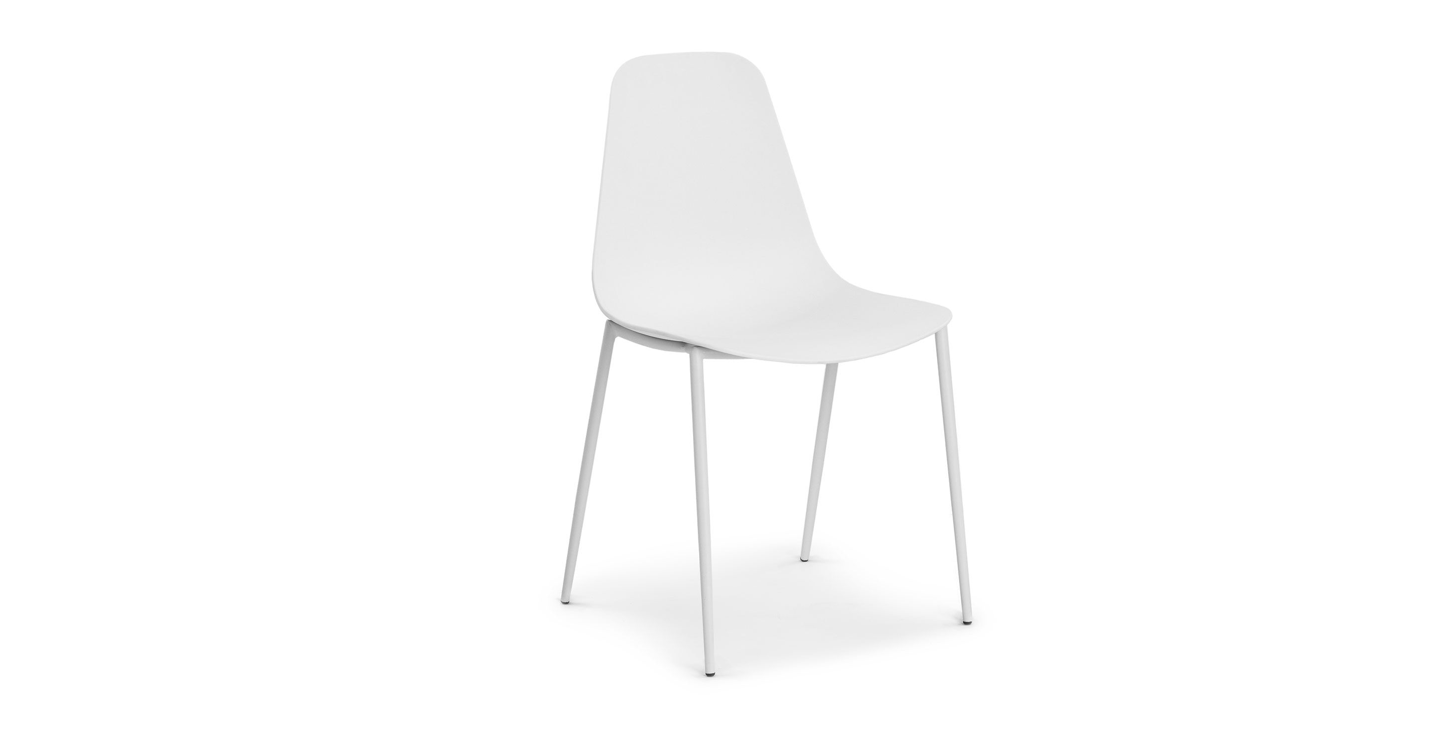 bonded safavieh the chairs karna dining chair leather p white