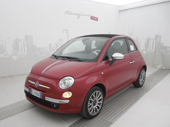 Fiat500c 1 4 16v 100 Cv Lounge Rosso Don Giovanni Del Gennaio