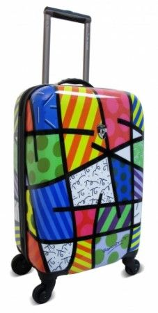 Heys USA Britto Suitcase | Colourful Bags | Pinterest | Buy ...