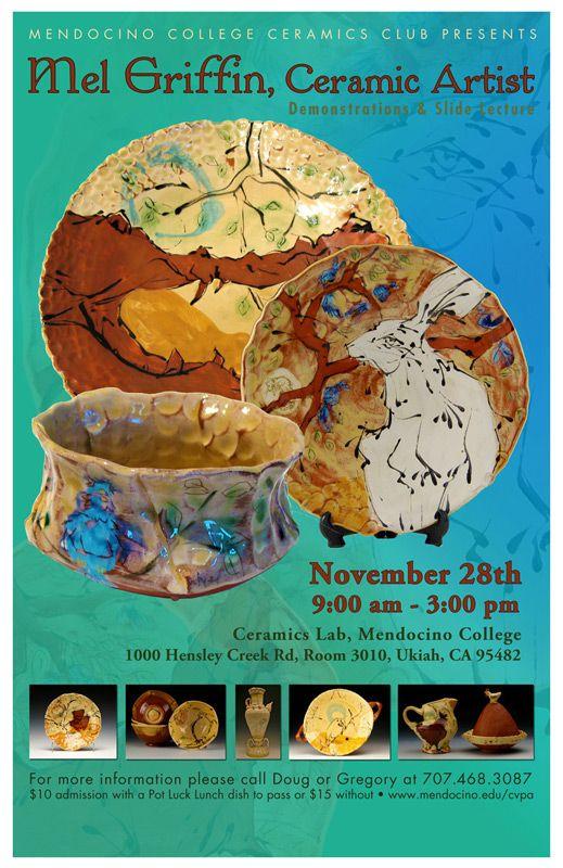 Mel Griffin, Ceramic Artist