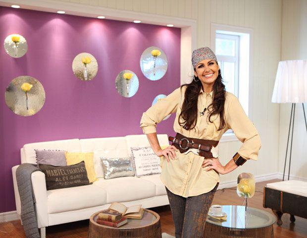 Luz en casa este episodio del programa tiene super for Utilisima decoracion de interiores