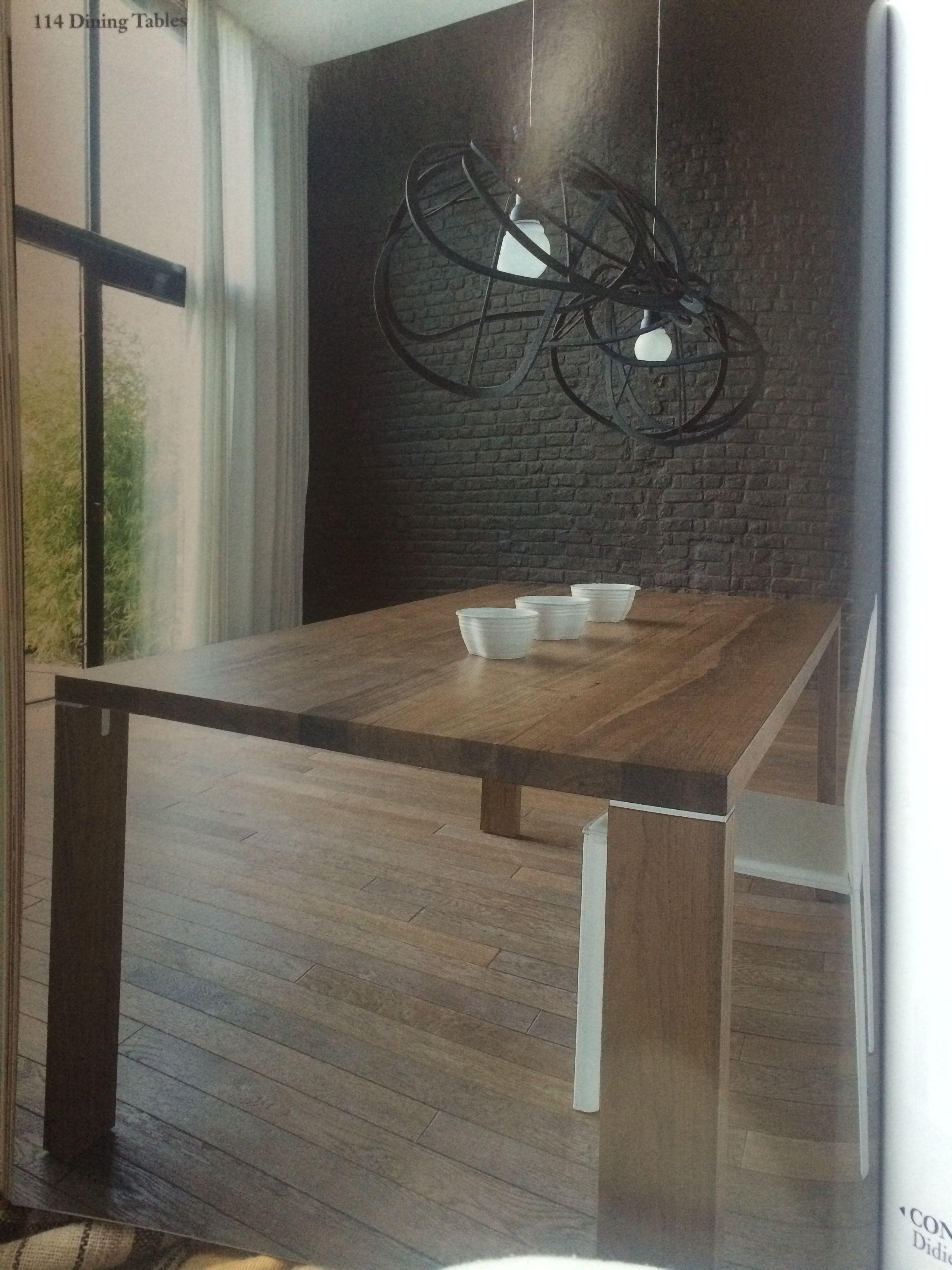 Contours Didier Gomez Decor Home Decor Dining Table