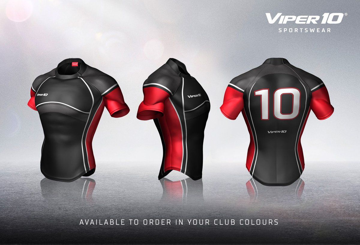 8d1a486c2 NEW Rugby 7s   Tour Kit Designs from Viper 10 Sportswear. If you re