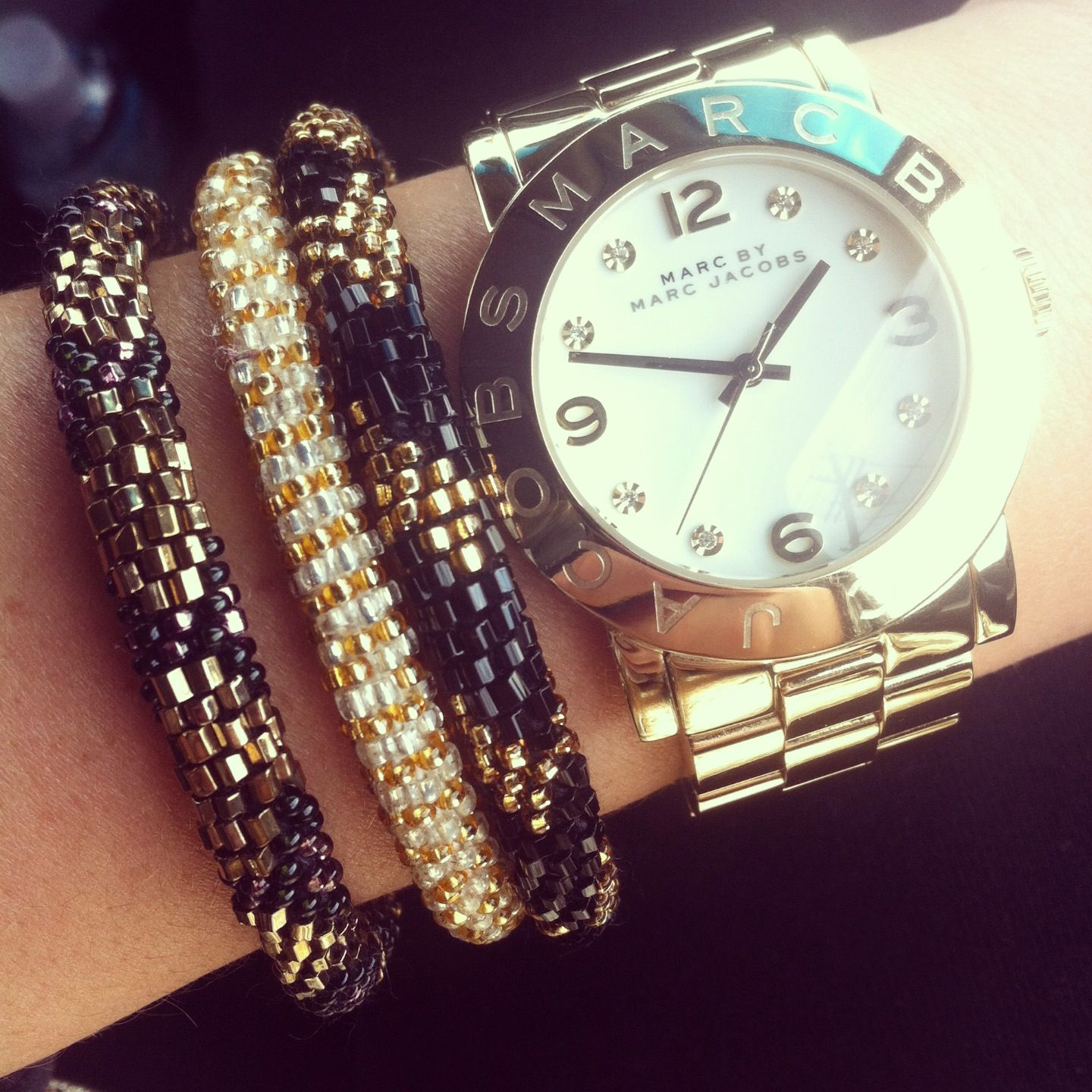 Marc Jacobs and Lei-Lei bracelets