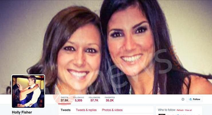 Photo of Dana Loesch & her friend Holly Fisher