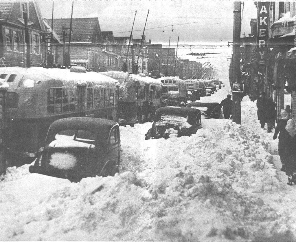 12 Of The Worst Wisconsin Winter Storms Ever
