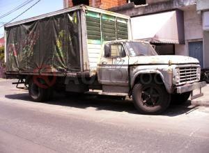 Camiones Y Omnibus Otros Camiones Ford F 600 Usados En Argentina