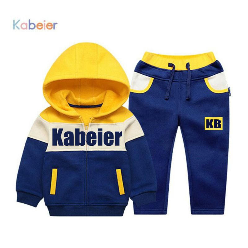 7c7f76b60 baby boys clothes girls tracksuits sets for kids sport suit spring ...