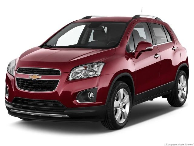 2015 Chevrolet Trax Chevy Pictures Photos Gallery The Car
