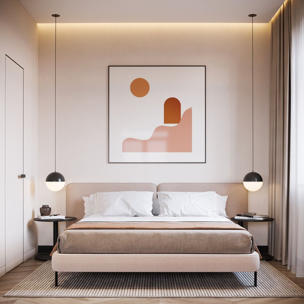 How To Use Terrazzo In Interior Design 4 Examples Bedroom Interior Home Decor Bedroom House Interior Interior home design bedroom