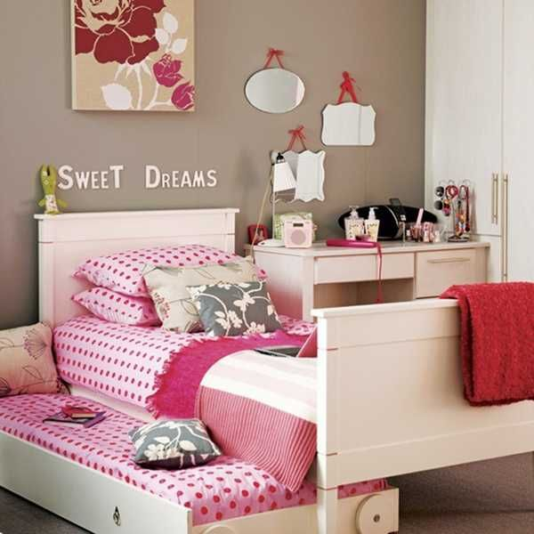 30 kids room design ideas with functional two children bedroom