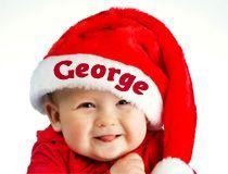 0b1f3f7e501 Personalised Christmas Santa Hats £19