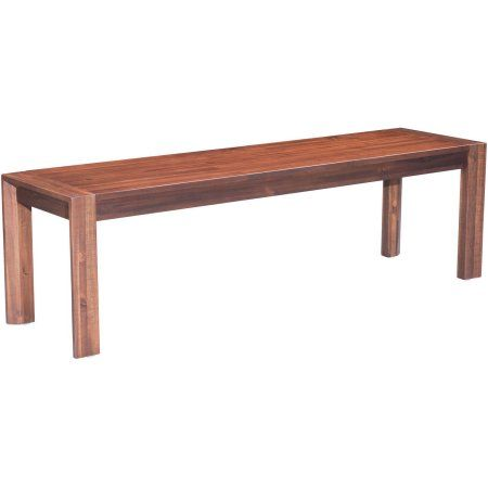 Home Dining Bench Wood Dining Bench Upholstered Bench