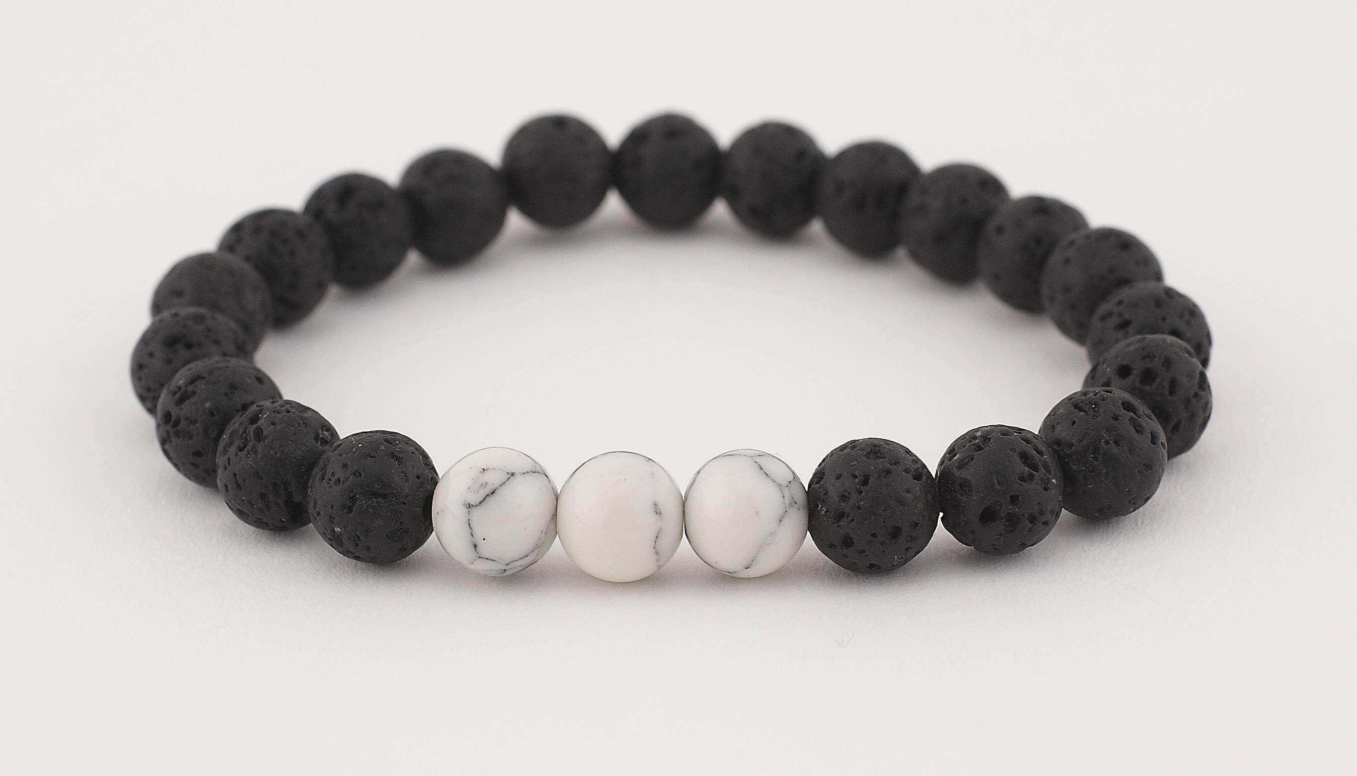 849dfe2c57d25 Essential Oils · Bracelet · Lava bead bracelet