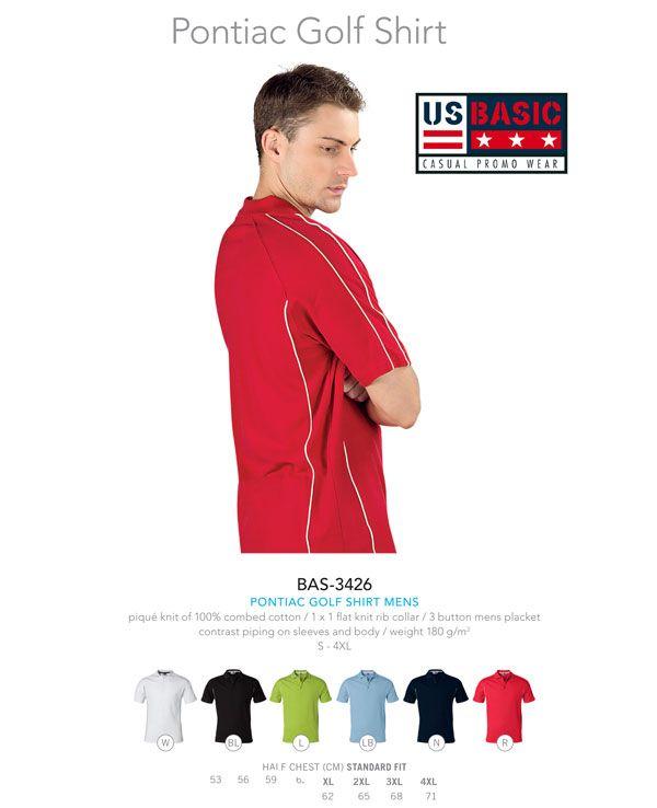 24+ Pontiac golf shirts information