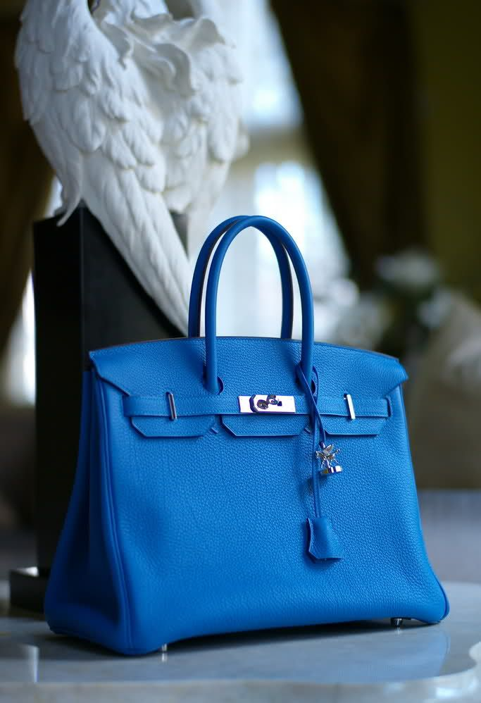 cb3dc6a9918 Blue Color Family...Pics Only! - Page 14 - PurseForum