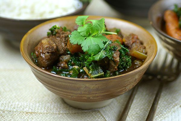 Aromatic Asian beef – Recipes – Bite