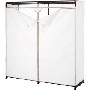 27 88 Mainstays 60 Quot Extra Wide Clothes Closet Furniture