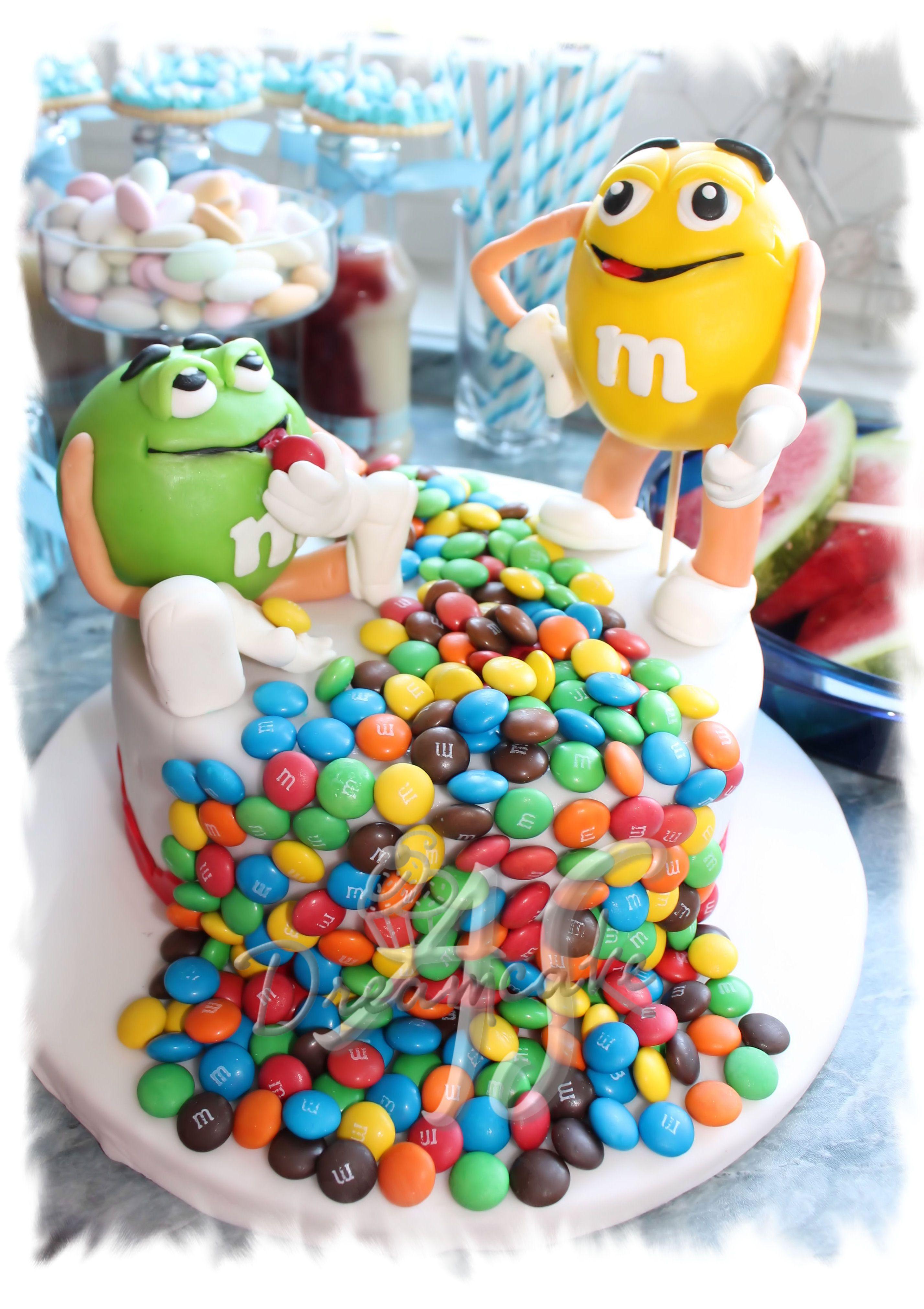 M Amp M Torte