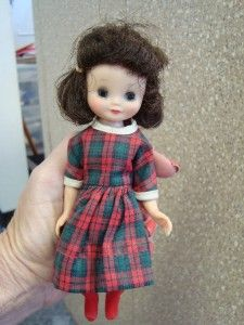 """Betsy McCall 8"""" Doll Original Box 1950's Doll. I Still have my first one.~ I had one too."""
