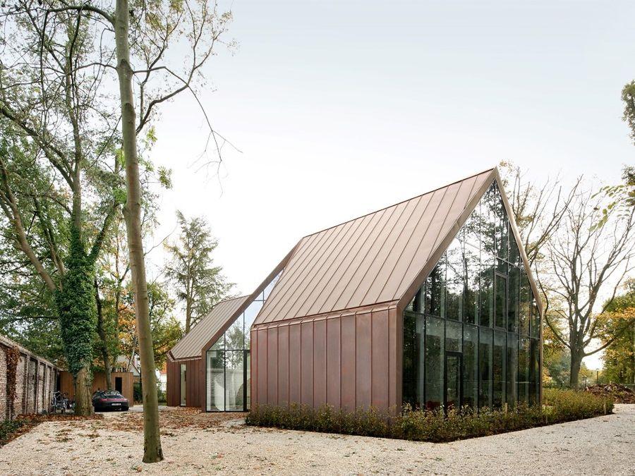House VDV by GRAUX & BAEYENS Architecten - News - Frameweb
