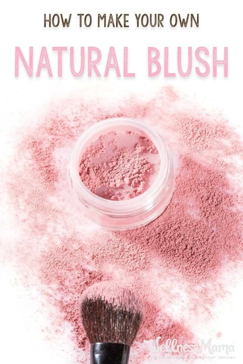 Tutorial de maquillaje DIY Natural Blush | Bienestar mamá  – Boda fotos