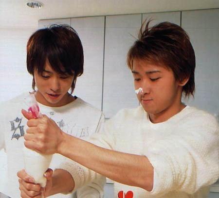 Satoshi×Sho cream!cream☆