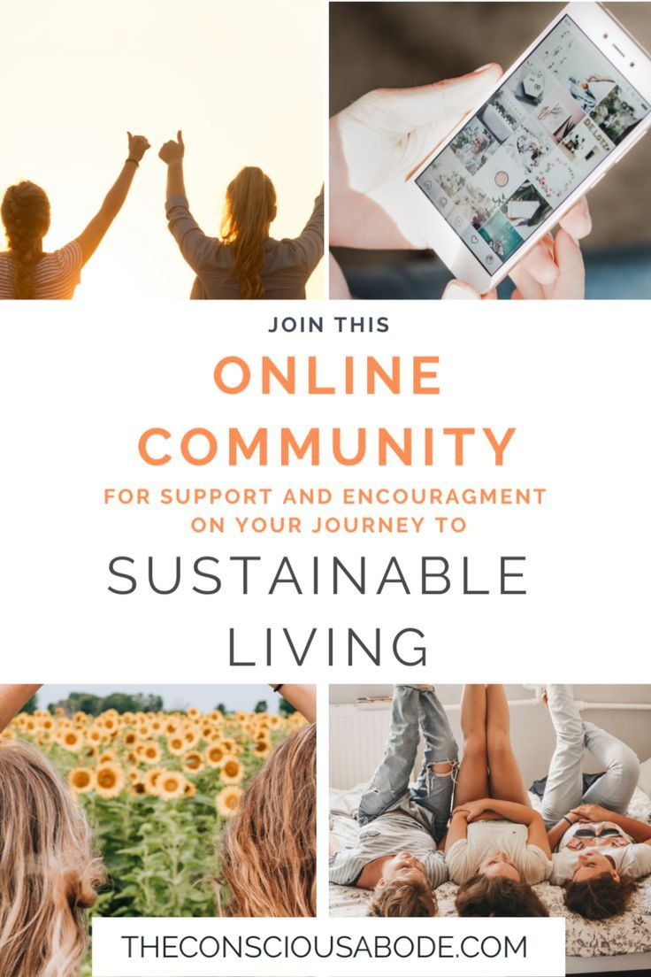 Feeling discouraged on your sustainability journey? Find a supportive and inspirational sustainability community, and get the encouragement you need!  #zerowaste #sustainableliving #ecoliving #lowwastejourney #goingzerowaste