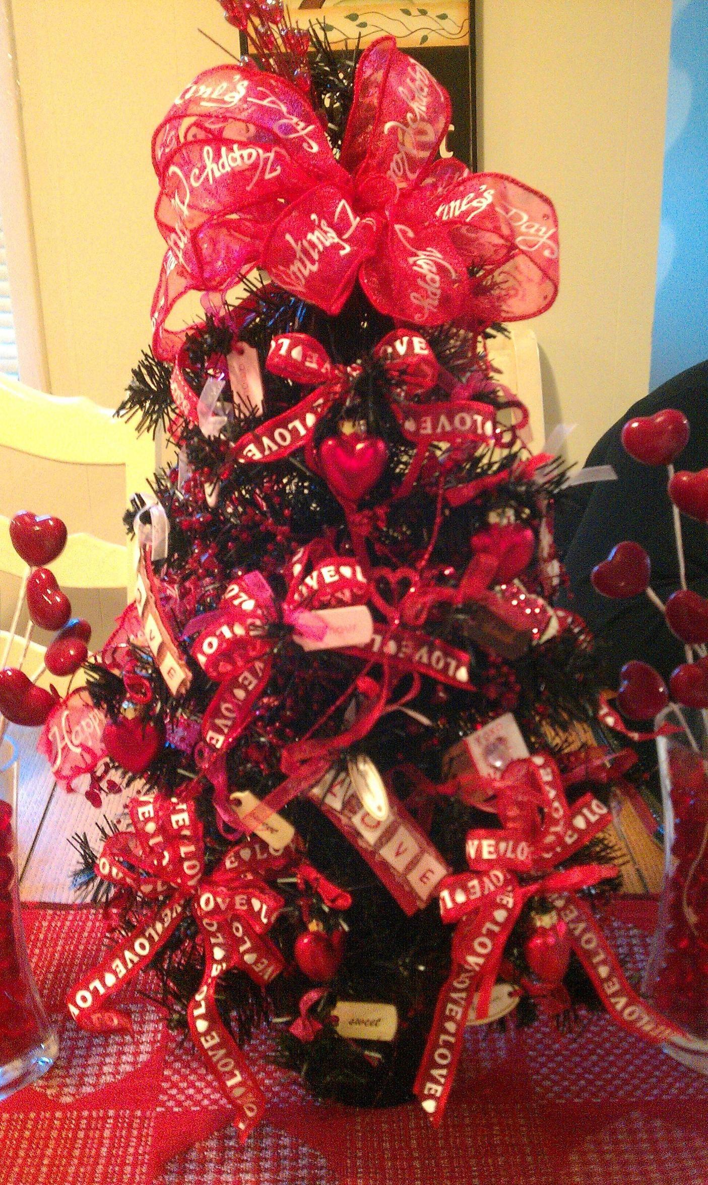 My Valentine Tree U003c3