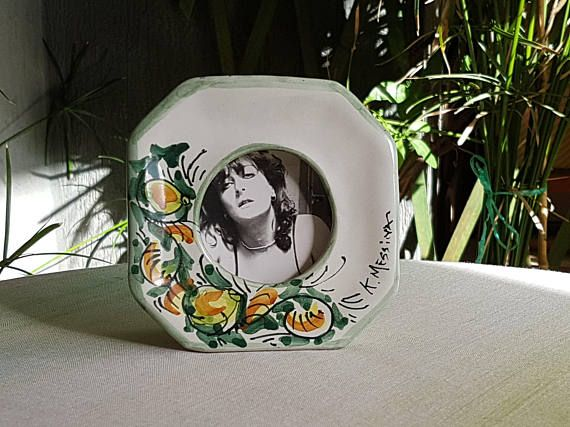 Tavolo ceramica ~ Tavolino da giardino rotondo in ceramica white collection