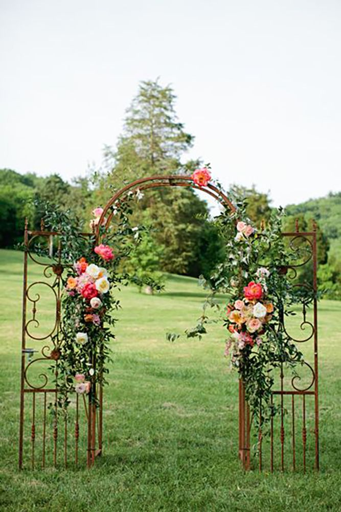 30 Picture-Perfect Wedding Ceremony Altar Ideas | Altars, Perfect ...