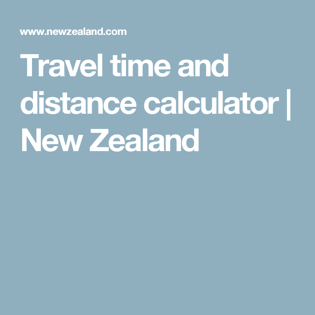 Tips & advice on getting to new zealand | nz holiday planner.