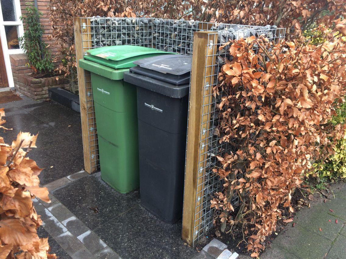 1000  images about vuilnisbakken uit het zicht on pinterest ...