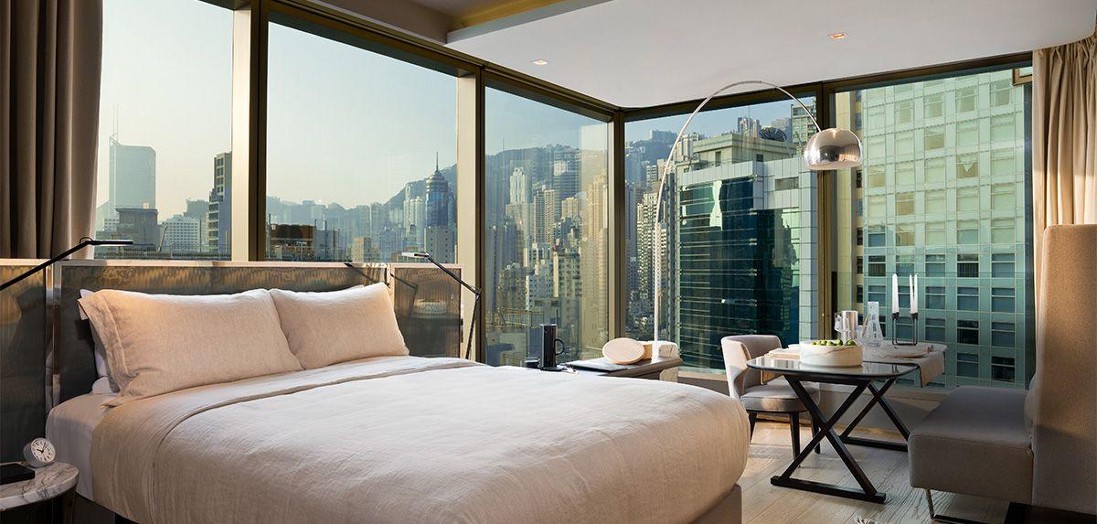 99 Bonham - Hong Kong Luxurious Boutique Hotel, 99 Bonham Stand