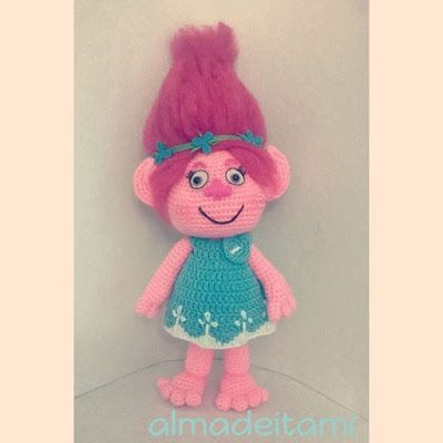 The Crochet Community  Patron Princess Poppy