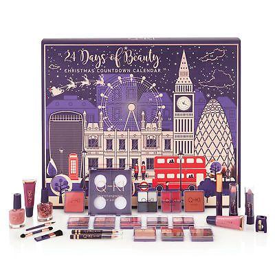 Advent Calendars 156813 Christmas Beauty Advent Calendar - London