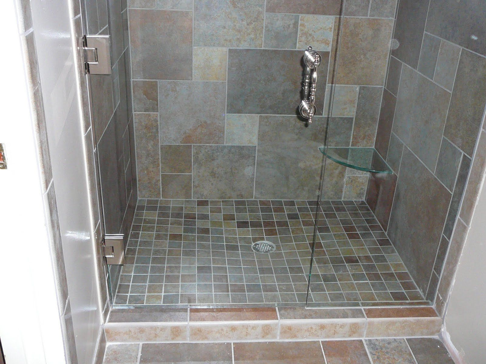 gray bathroom tile - Google Search | Master Bath | Pinterest | Grey ...