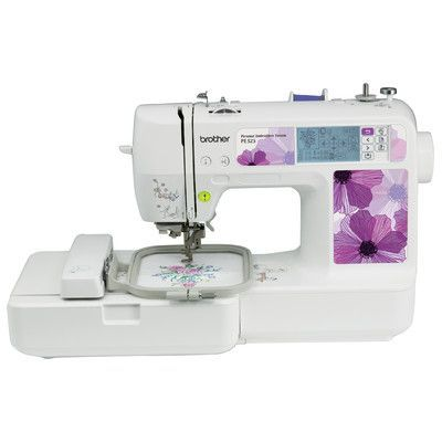 Brother Sewing 40 Design Embroidery Machine Products Pinterest Inspiration Brother Sewing Embroidery Machine For Sale