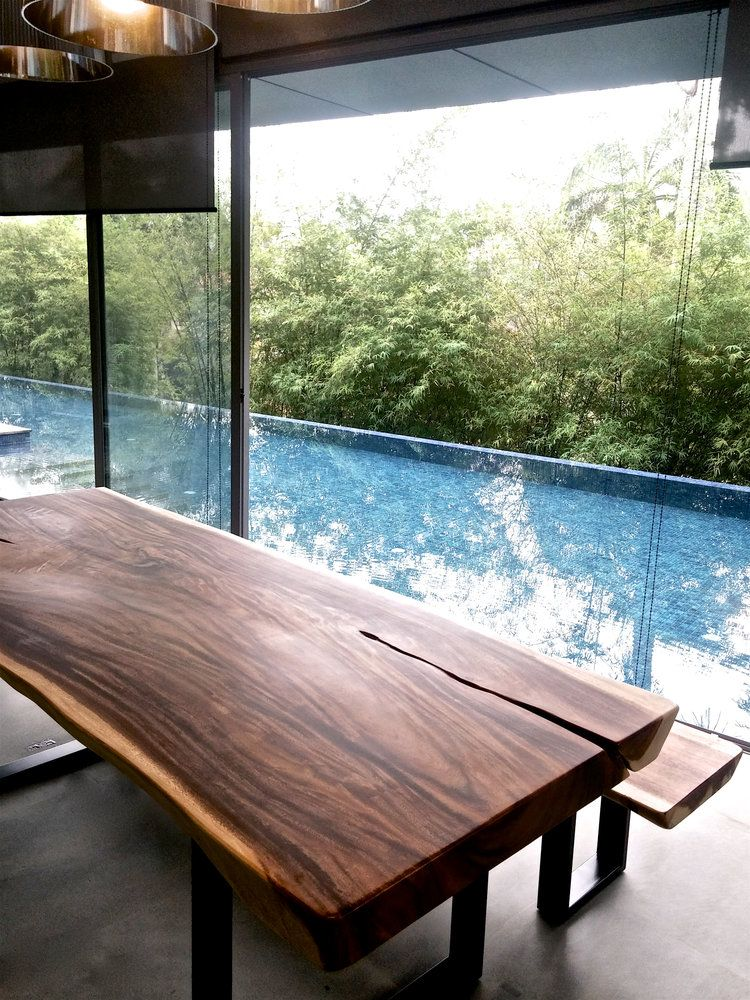 Herman S Gallery Herman Furniture Singapore Solid Wood Slabs Specialist In 2020 Wood Slab Solid Wood Dining Table Solid Wood Table