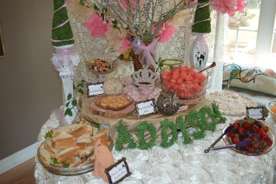 enchanted forest baby shower baby showers pinterest