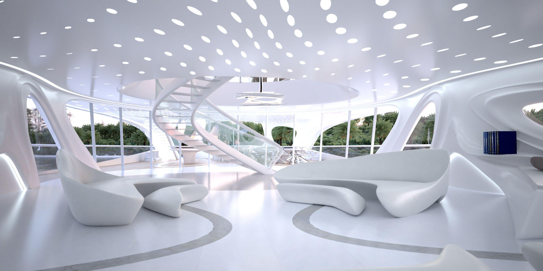 Tour Zaha Hadid S Dazzling Superyachts Zaha Hadid Design Zaha