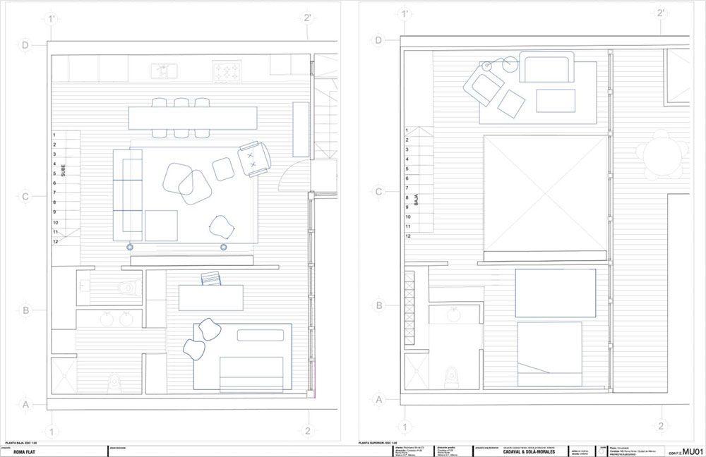 Open Space Apartment Plan Csm Space Apartments Apartment Terrace Apartment