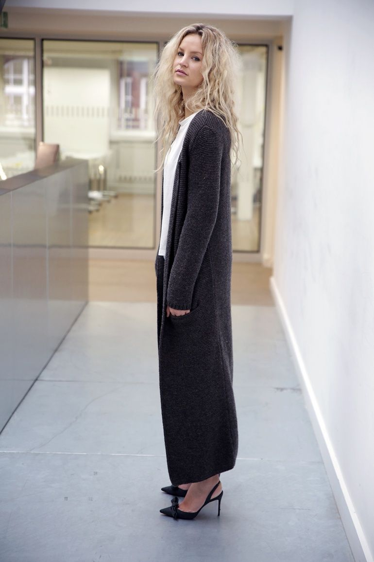 Winter Must have | The long cardigan - Anouk Yve | Creators of ...