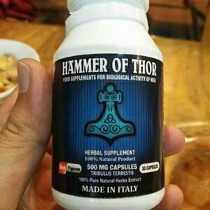 obat kuat hammer of thor obat herbal pria perkasa atau thor s hammer
