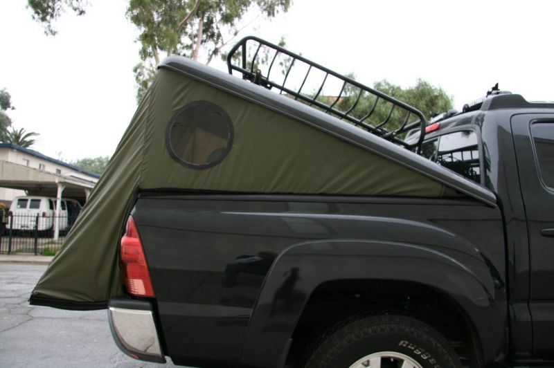 Gallery for wingnutt111 truck camping truck tent