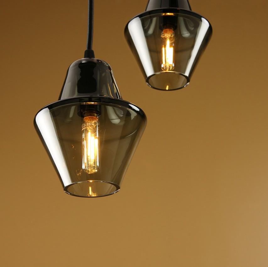 Cumberland Chandelier Blown Glass Pendant Handmade Lighting
